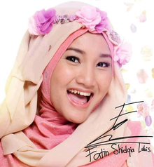 Download Kumpulan Lagu Mp3 Fatin Shidqia Lubis Full Album