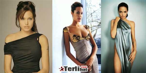 Artis Barat Kecanduan Seks Angelina Jolie