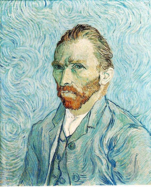 Vincent Van Gogh - Self-Portrait - Tutt'Art@