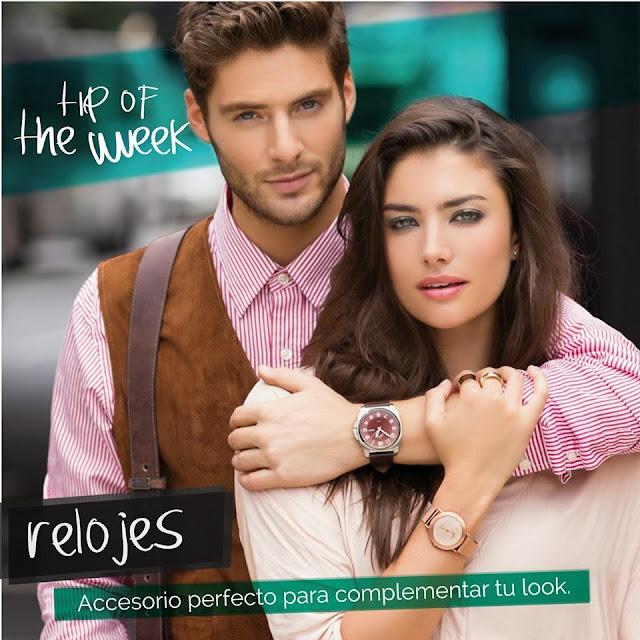Colección de relojes Vélez