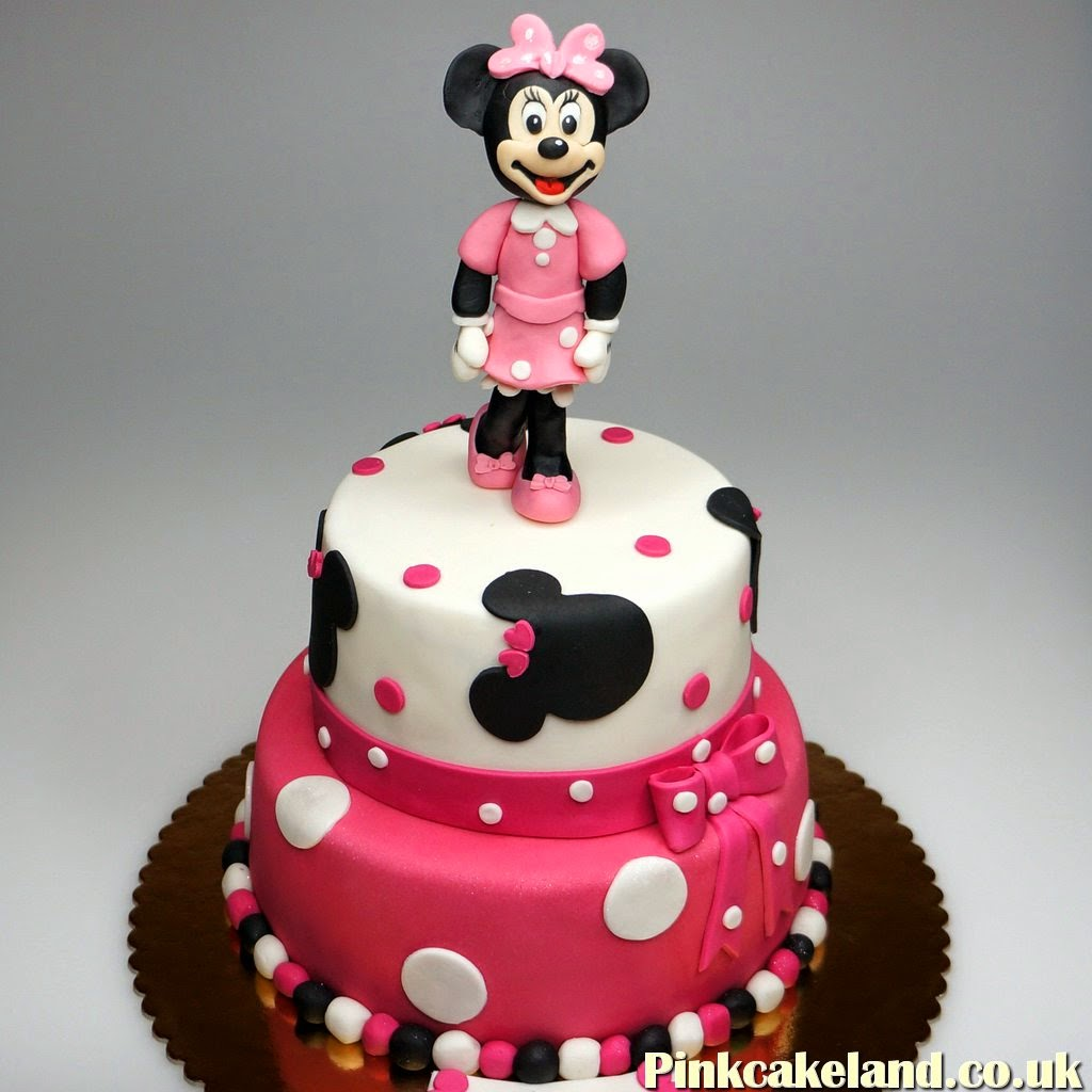 Minnie Mouse Cake, Sutton