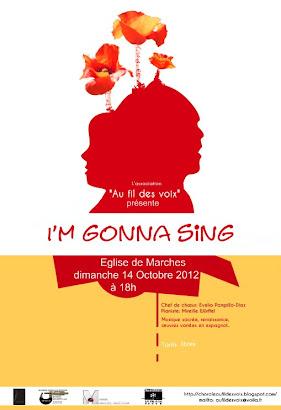 concert du 14/10/12 a Marches