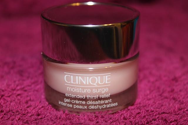 Clinique Bonus Time Blog Review moisture surge
