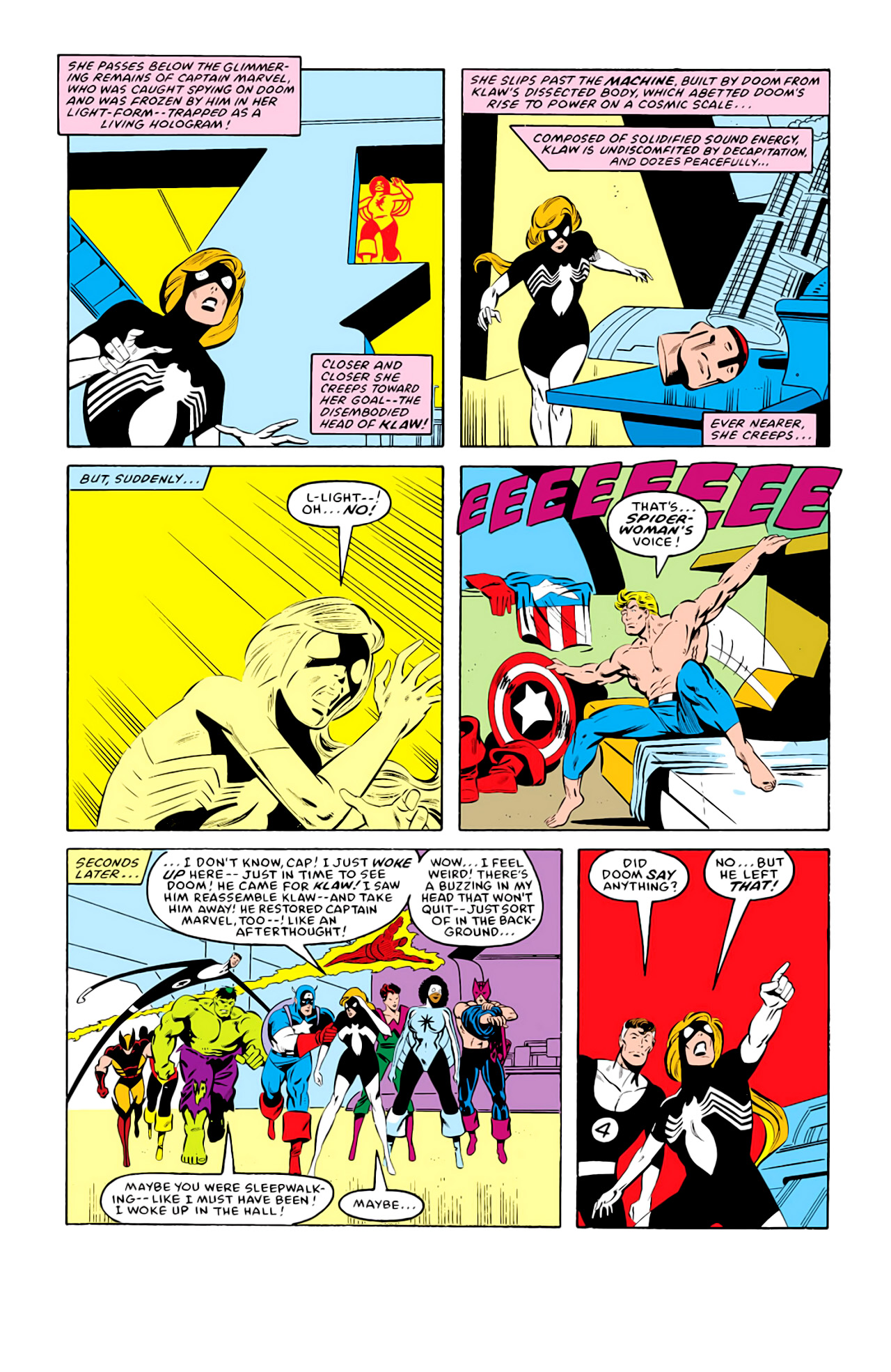Captain America (1968) Issue #292l #219 - English 14