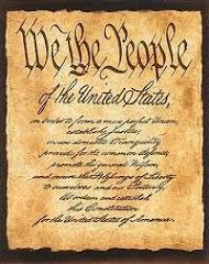 - US Constitution -