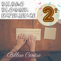 2ª GANADORA BILBAO BLOGGERS EXPERIENCE 2015