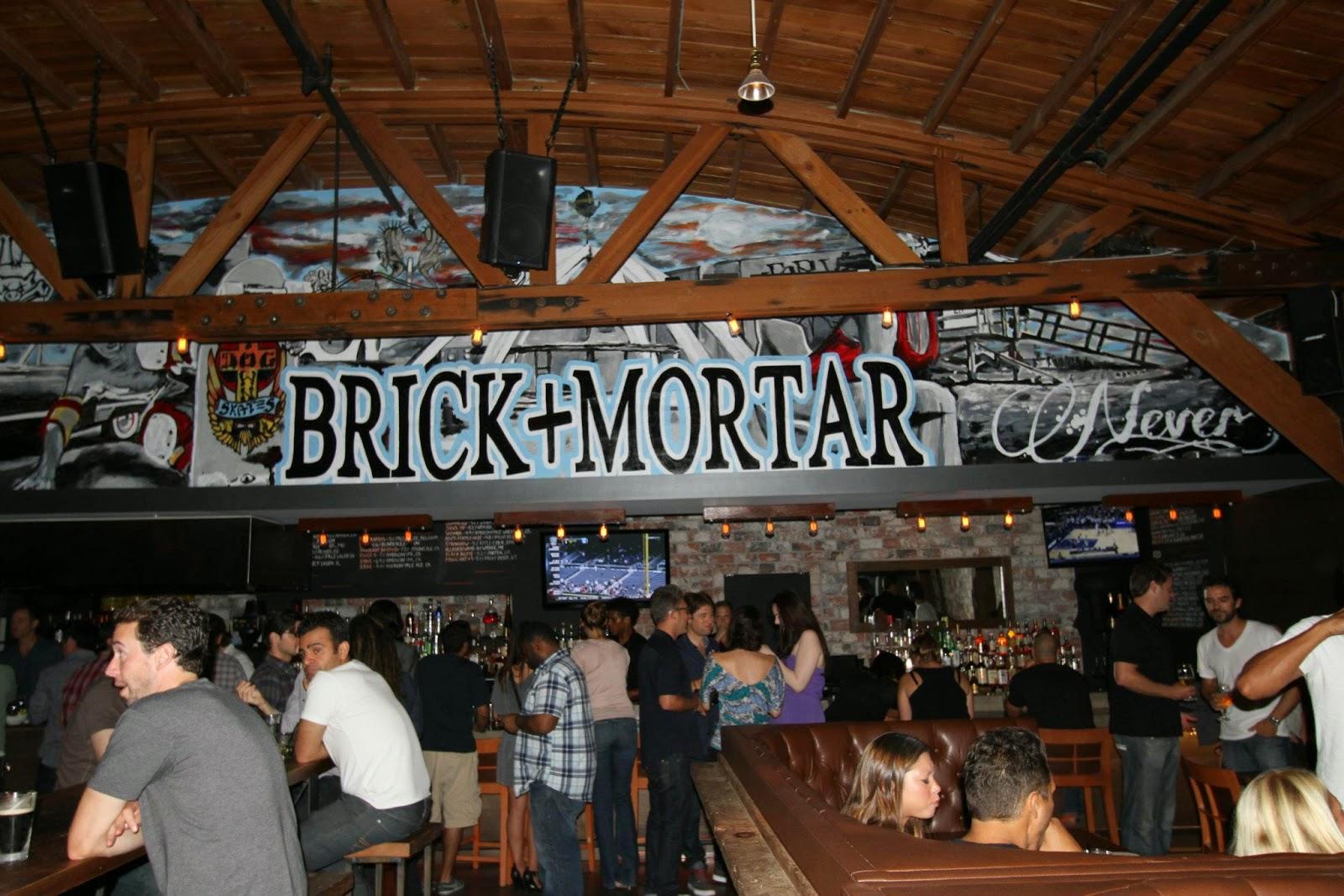 Disarray magazine brick and mortar your santa monica for Food bar santa monica