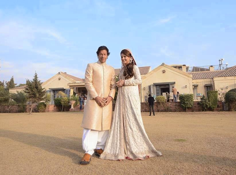 New wedding pictures of imran khan