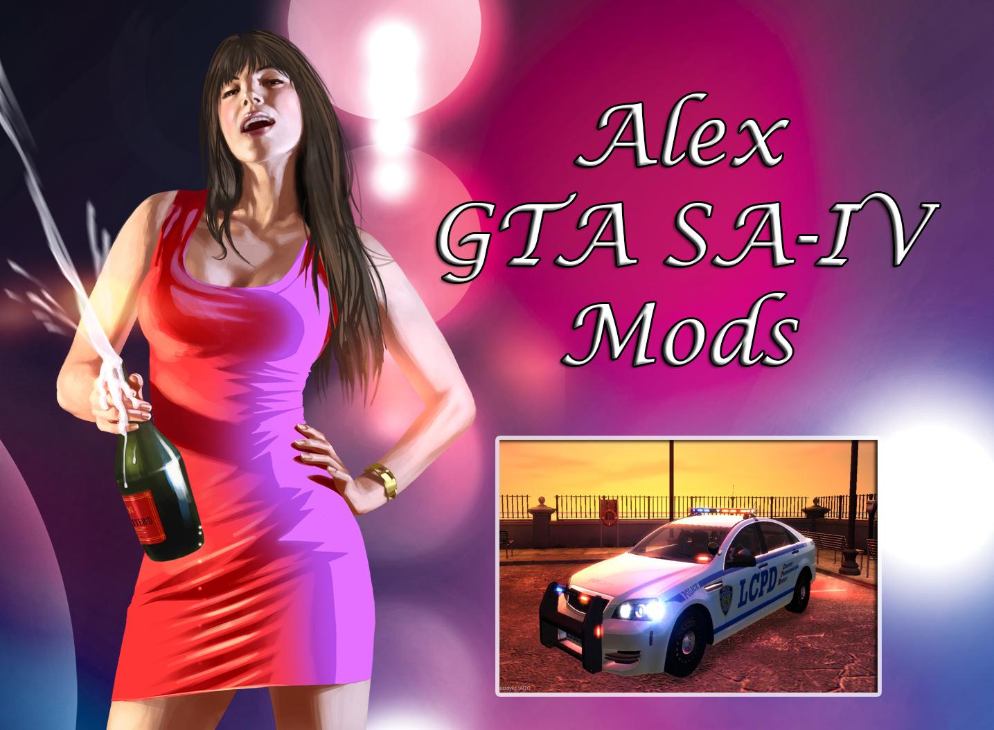 Alex GTA SA-IV Mods (Nuevo)