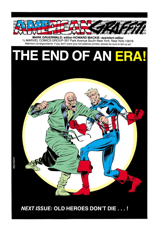 Captain America (1968) Issue #300 #228 - English 23