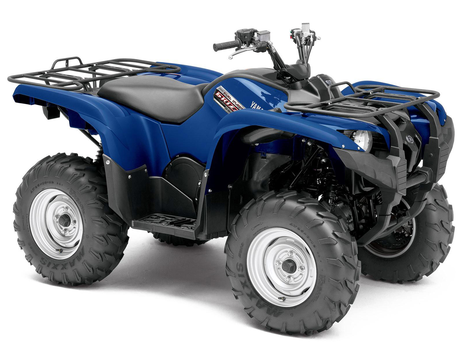 2013 grizzly 550 fi auto 4x4 yamaha atv pictures specs for Yamaha grizzly atv