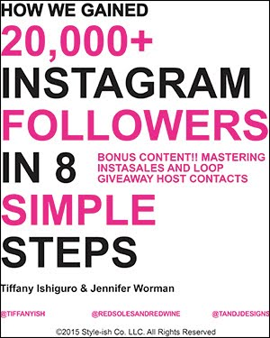 Instagram E-Book PURCHASE HERE