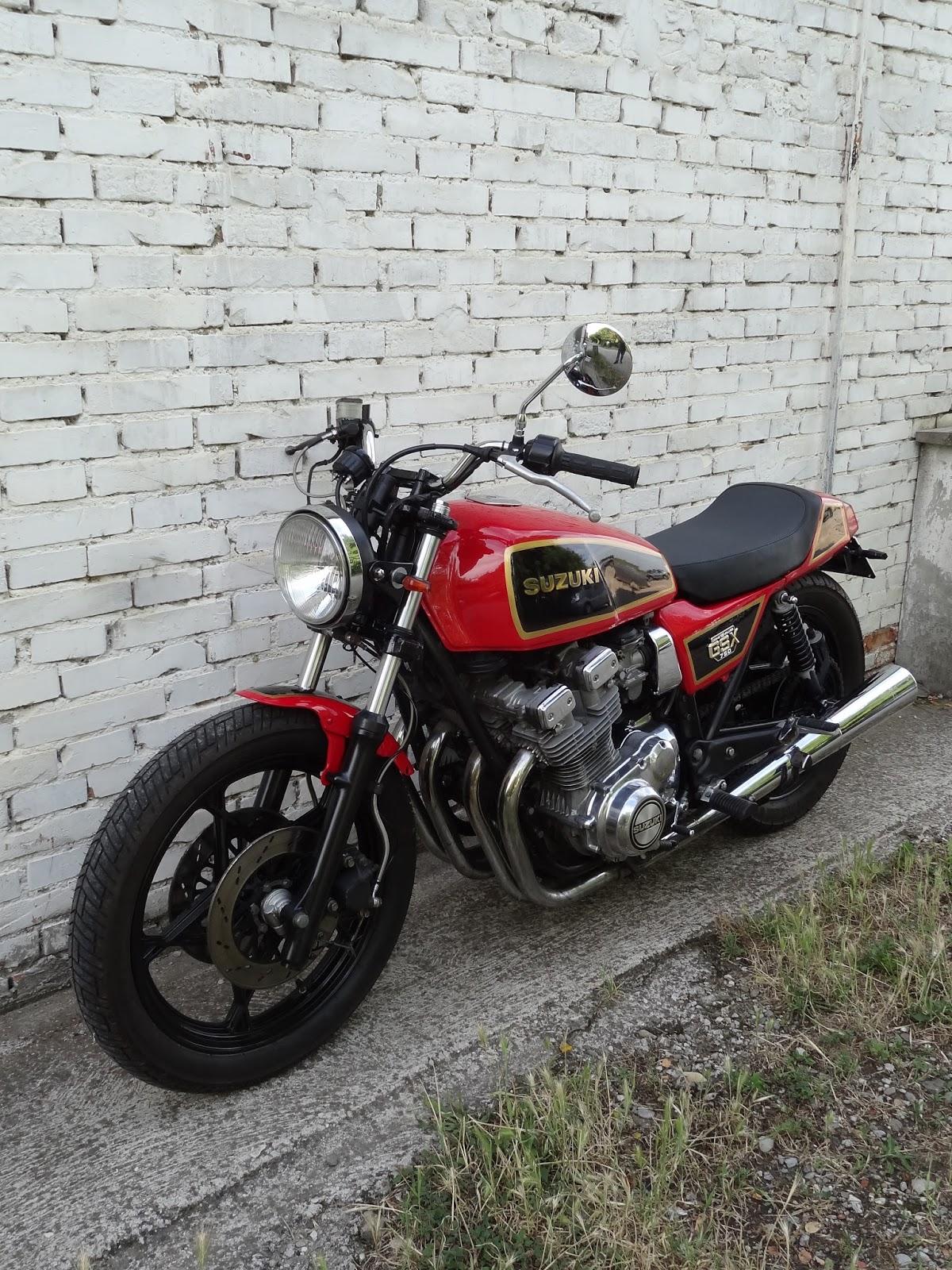 b r moto art suzuki gsx 750 spring br048. Black Bedroom Furniture Sets. Home Design Ideas