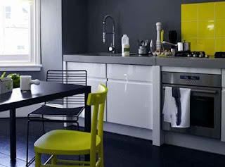 Penataan Ruang Dapur Minimalis Sehat