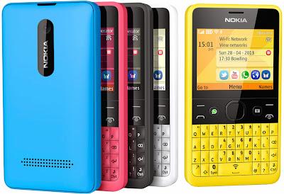 Nokia Asha 210 Pic