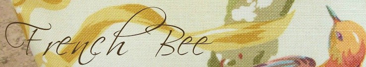French Bee Stitches