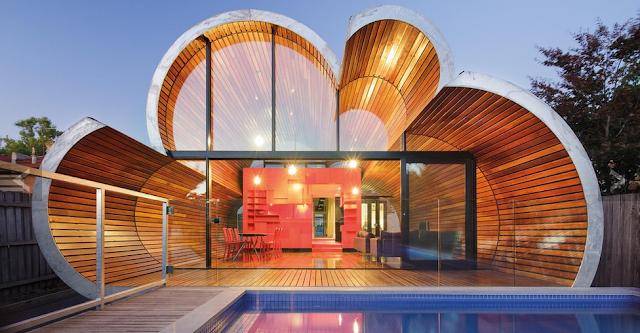 McBride Charles Ryan Architect designed house