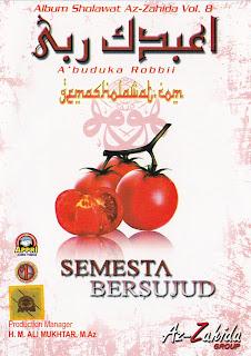 Album Sholawat Az-Zahida Vol. 8 Semesta Bersujud - The Prostration of Universe