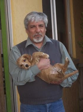 Con su mascota