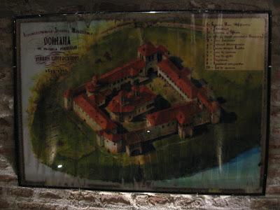 Manastirea Comana, Giurgiu