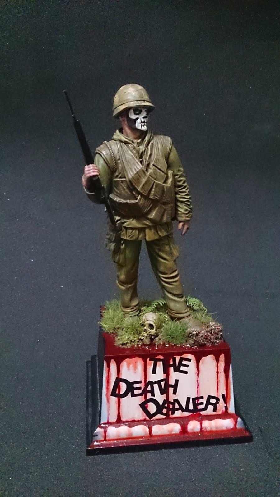 """""""THE DEATH DEALER"""" (NAM)"""