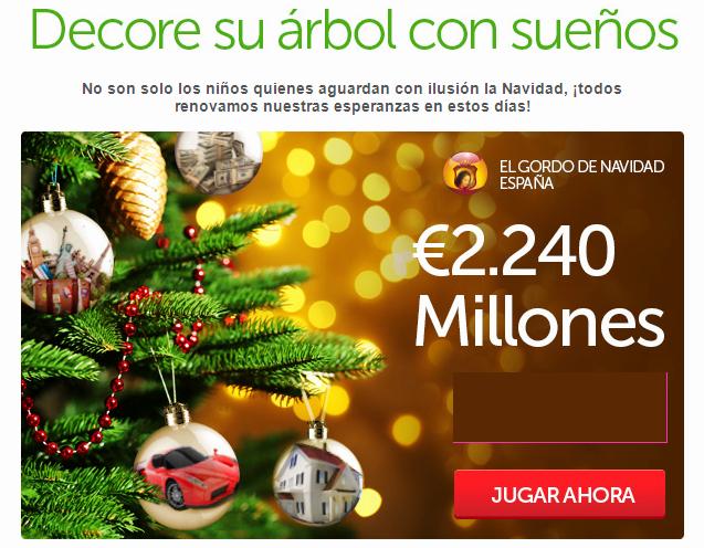 loteria de navidad de españa