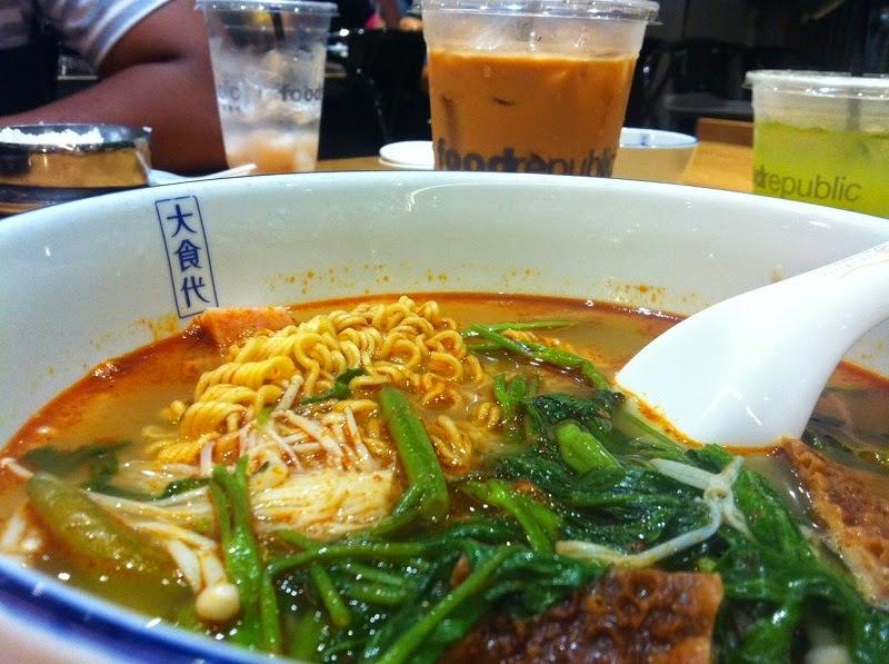 Makan Yang Enak Di Singapore