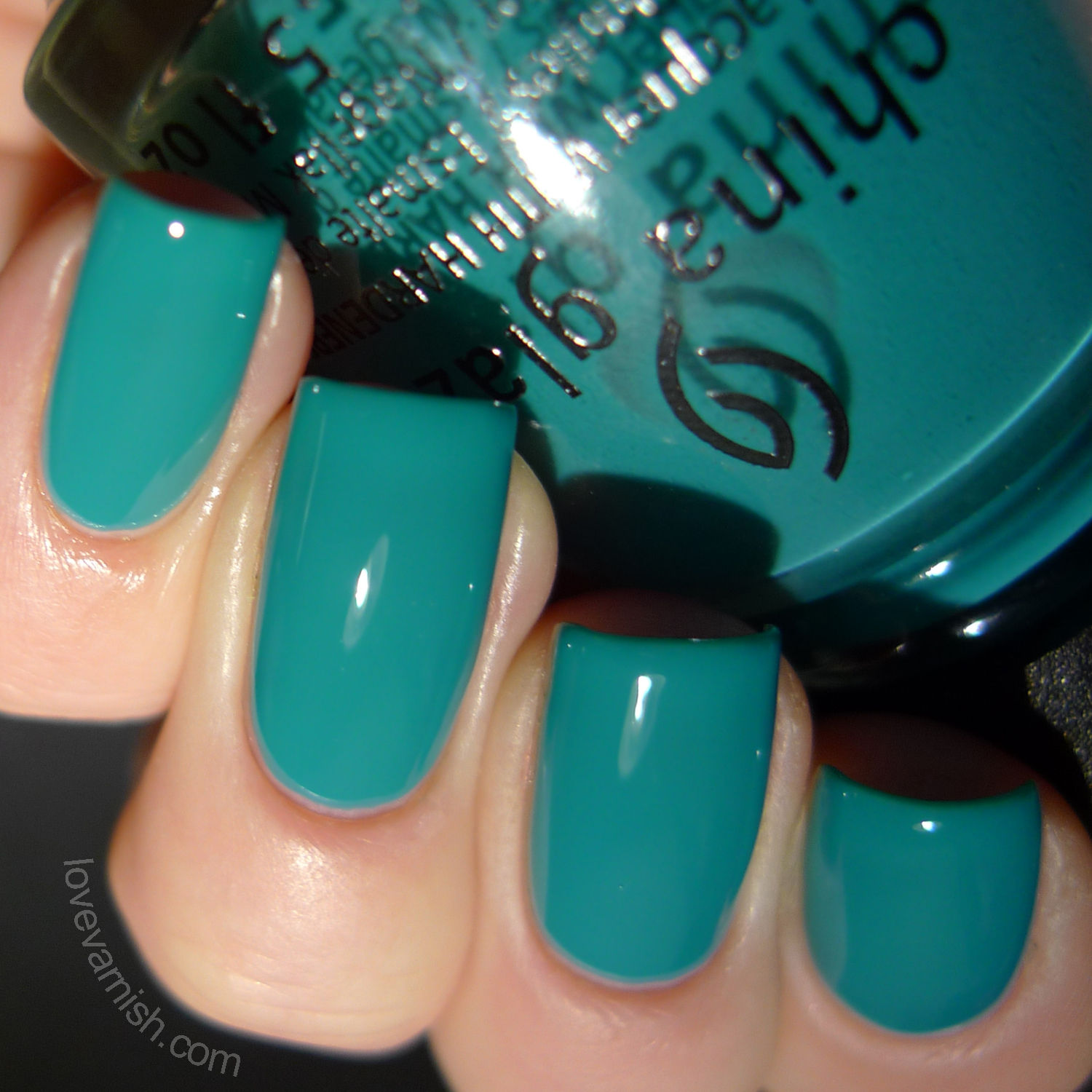China Glaze Road Trip My Way Or The Highway