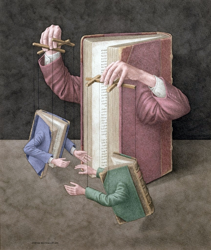 Jonathan Wolstenholme - Books on Books Jonathan+Wolstenholme+books+on+books-015