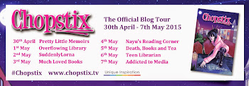 Blog Tour Time!