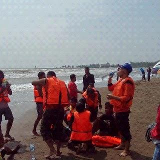 Tiga Hari Gagal Temukan Korban Tenggelam, Kapolres Evaluasi Kerja Tim