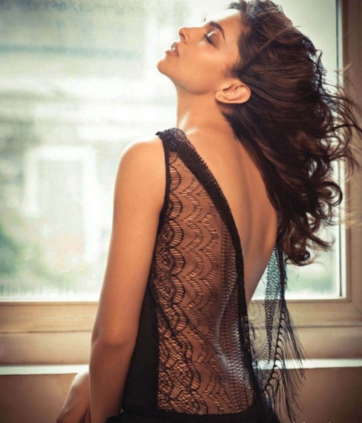 Deepika Padukone latest photo shoot