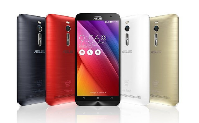 Asus Zenfone 2 ZE551ML Android Lollipop 5