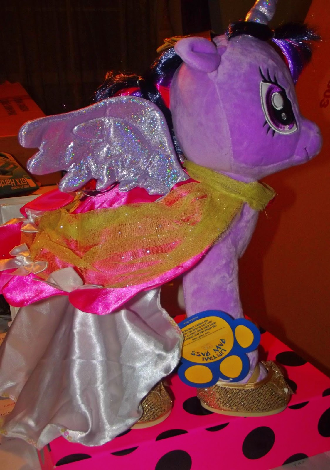 Pinkie Pie Build A Bear Review
