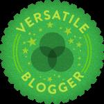 Verstile Blogger Award