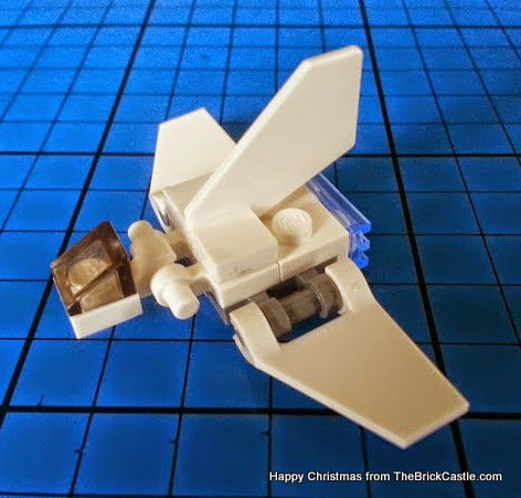 The LEGO Star Wars Advent Calendar Day 20 ship