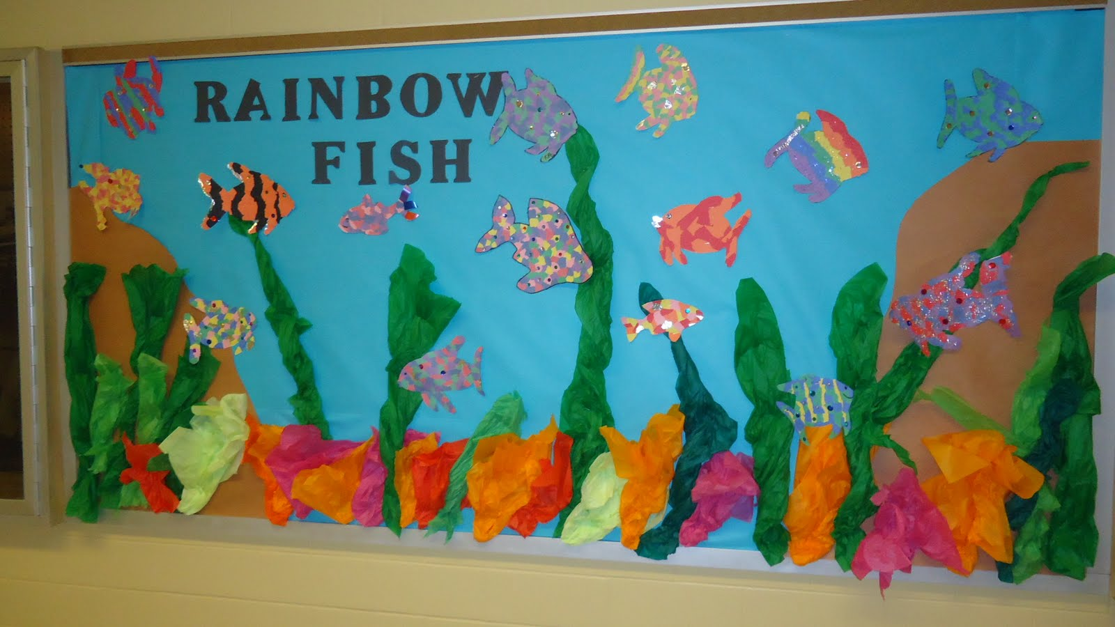 research paper bulletin board Under the sea theme mehr find this pin and more on classroom bulletin board ideas by nadia rolle under the sea themethe window paint is genius with paper fish and seaweed, etc.
