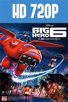 Big Hero 6  HD 720p Latino