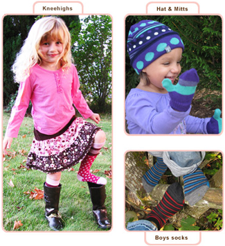 SmartWool Kids Socks & Accessories