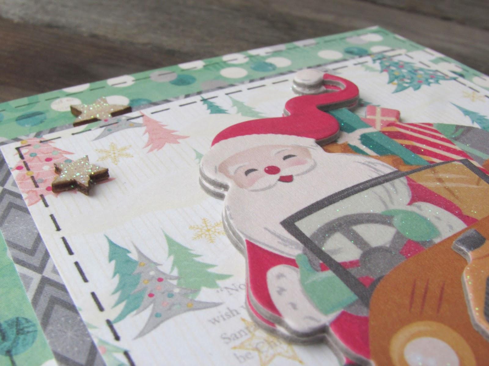 новый год, рождество, подарки, своими руками, ручная работа, скрапбукинг, открытка, купить, интернет магазин
