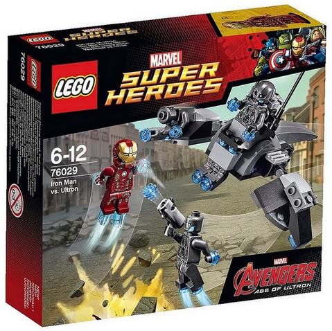 Lego Avengers Age of Ultron Sets 2015 Avengers Age of Ultron Lego