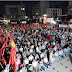 Στην Πάτρα έκλεισε την προεκλογική περίοδο το ΚΚΕ - Δείτε Φωτογραφίες