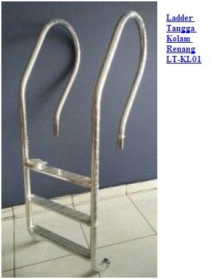 Ladder Tangga Kolam Renang LT KL01