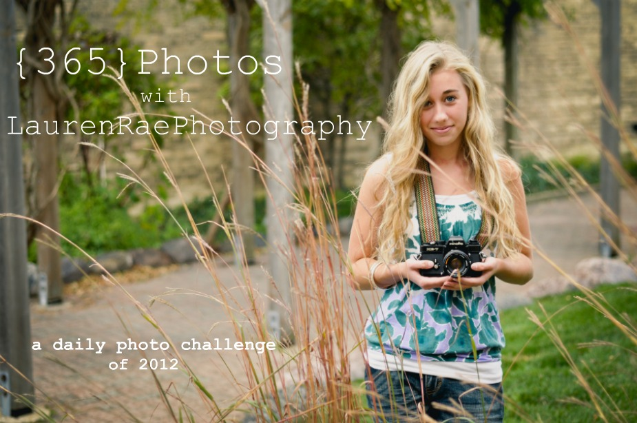 365 Photos with Lauren Rae Photography