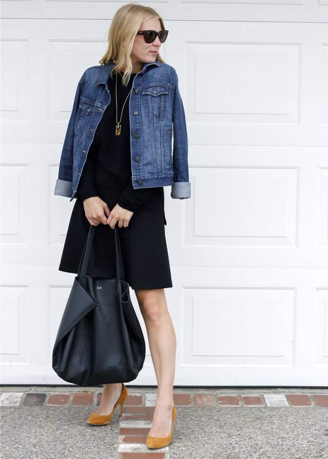 OC Blogger, Shae Roderick, outfit, look, style, all black