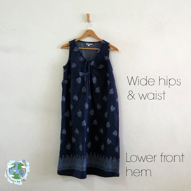 upcycled maternity wear