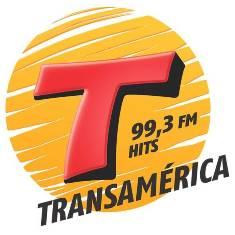 Rádio Transamérica hits FM de Palotina PR ao vivo