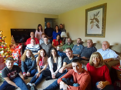 2015 Wadsworth family Christmas