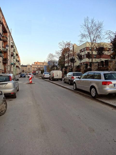 Ulica Czerwonego Krzyża