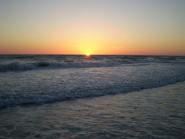 The Krismer beach